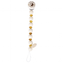Soother chain amber