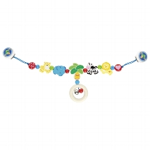 Pram chain  with clips Africa