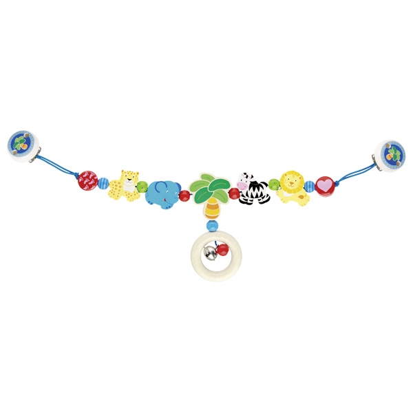 Heimess Clip On Dolphin Pram Chain 735560