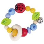 Touch ring elastic ladybird I