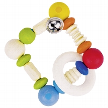 Touch ring elastic rainbow