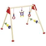 Baby-Fit rot, unmontiert, Greif-und Spieltrainer