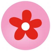 Click bead flower