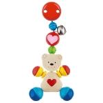 Clip heart bear