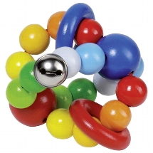 Touch ring elastic ball
