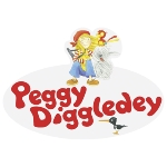 Hang-up logo, Peggy Diggledey
