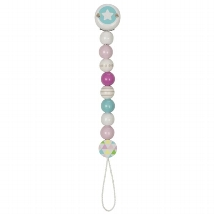 Soother chain star