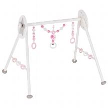 Baby-Fit Elefant rosa, Greif- und Spieltrainer