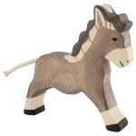 Donkey, running