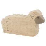 Schaf, liegend