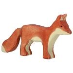 Fox, standing