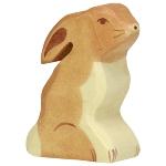 Hare, sitting