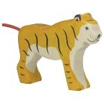 Tiger, standing