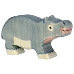 Hippopotamus, small