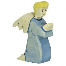 Engel 2, blau