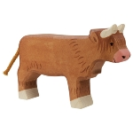 Higland cattle, standing