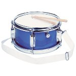 Drum with snare