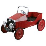 Pedal car red ( 1938 )