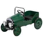 Pedal car green ( 1939 )