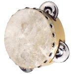 Tambourine with 3 bells