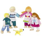 Flexible puppets Family, Susibelle