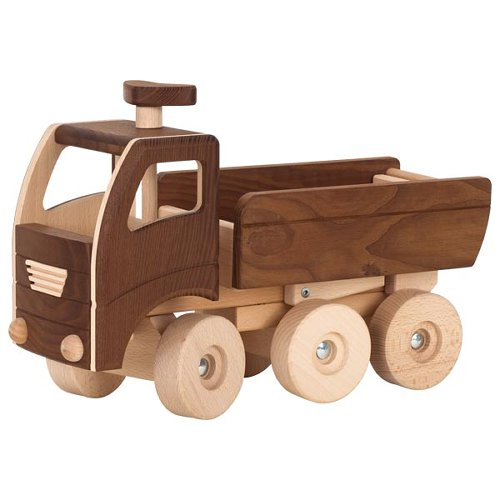 Dump truck, goki nature