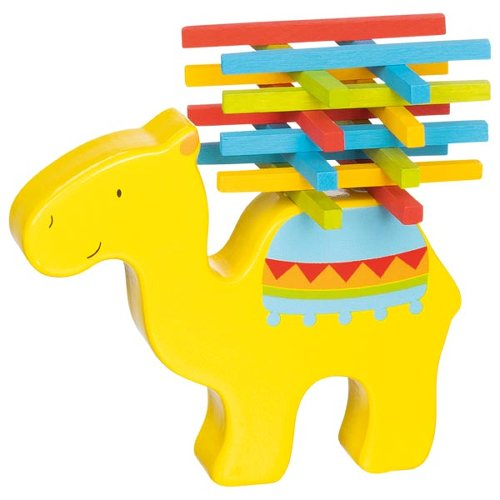 Stapelspiel Kamel