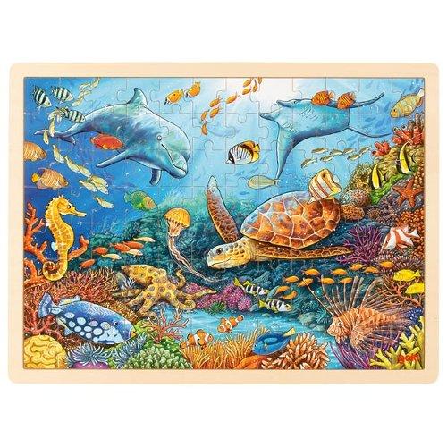 Einlegepuzzle Great Barrier Reef