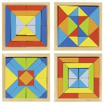 World of shapes, Puzzle I