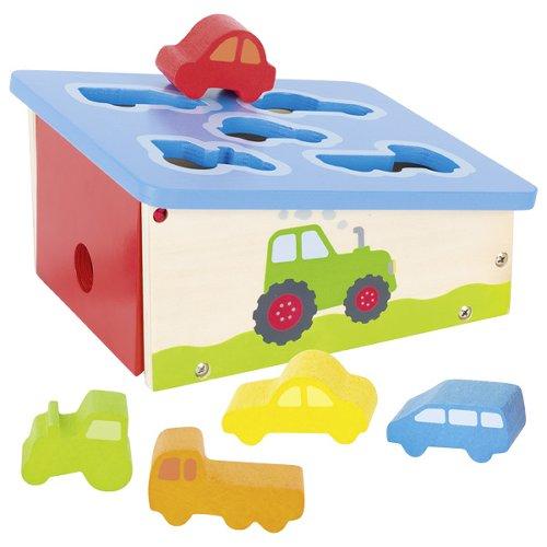 Sort Box, vehicles
