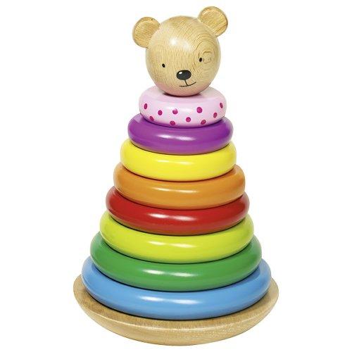 Stacking tumbling bear