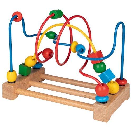 Bead coaster