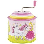 Music box, princess, melody: Twinkle Twinkle Little Star, H=