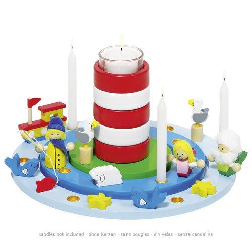 Birthday rings Maritime