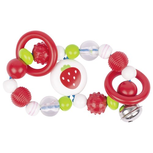 Touch ring elastic 8, strawberry
