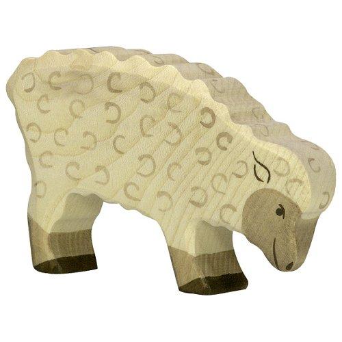 Schaf, fressend