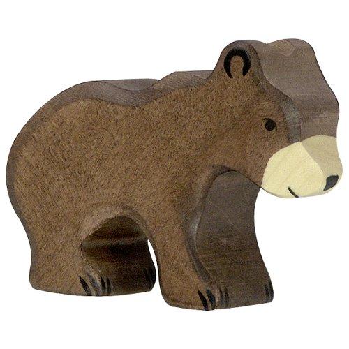 Brown bear, small
