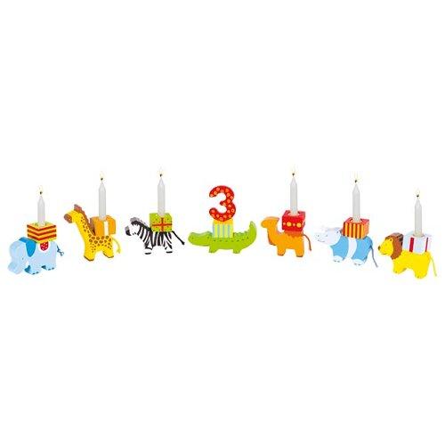 Birthday train Animal parade, goki basic.