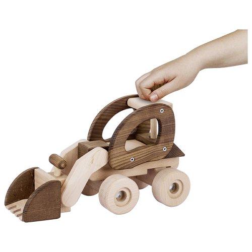 Wheel loader, goki nature